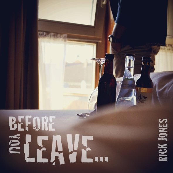 Before You Leave Artwork